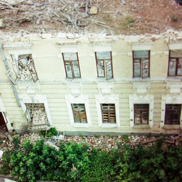 В зоне риска: доходный дом в 6-м Ростовском переулке. Изображение № 1.