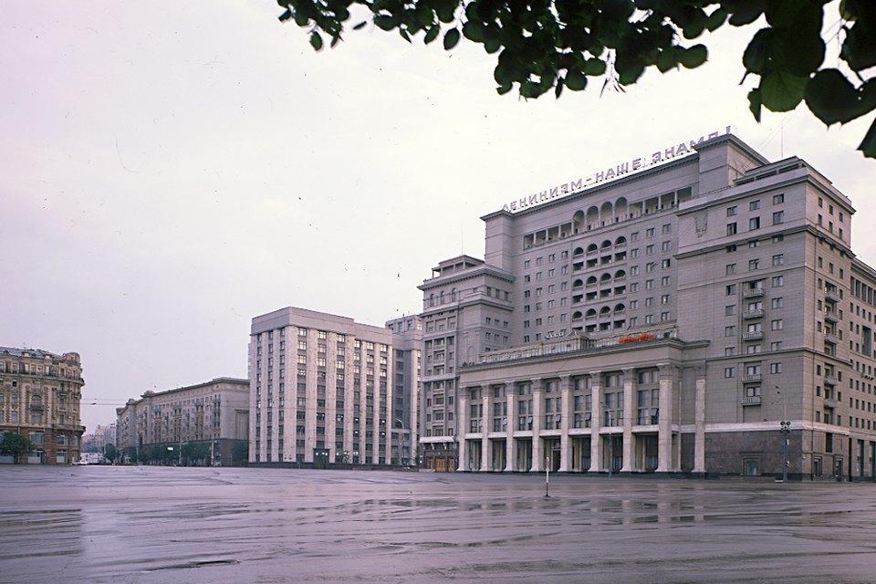 Камера наблюдения: Москва глазами Александра Викторова. Изображение № 7.