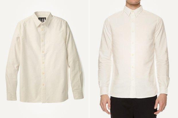 Где купить мужскую рубашку: 9вариантов отодной до 11тысяч рублей. Изображение № 7.