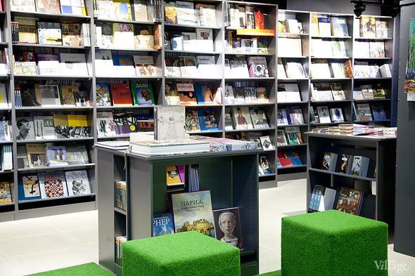 На «Винзаводе» открылся новый книжный магазин «Артбукса». Изображение № 10.