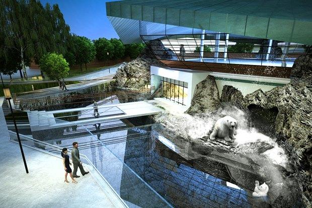 Как реконструируют Ленинградский зоопарк. Изображение № 2.