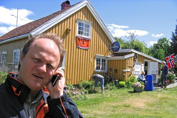 Как у них: Жители Норвегии, ЮАР, Испании — об отношениях с соседями. Изображение № 20.
