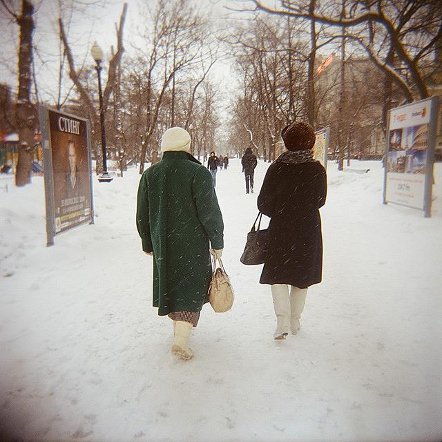 Камера наблюдения: Москва глазами Варвары Лозенко. Изображение №18.