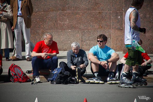 Спорт в городе: Пробег роллеров, велопарад и «Русская пробежка». Изображение № 2.