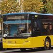 В Киеве запустили сто новых автобусов и троллейбусов. Изображение № 2.