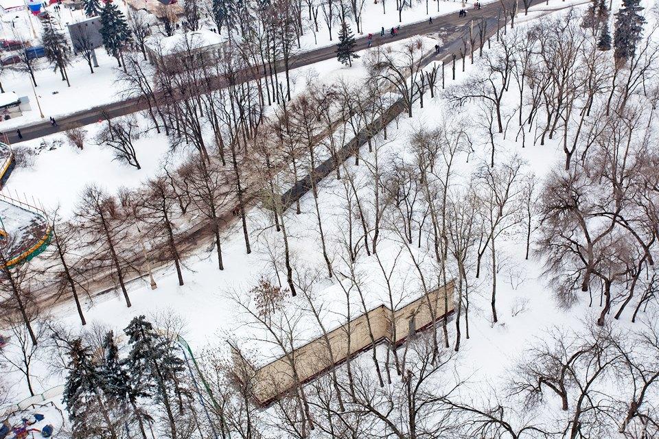 Лучший вид на этот город: 7 смотровых площадок вМоскве. Изображение № 26.