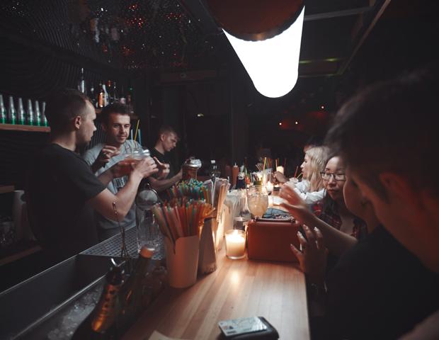 Heineken Bar, ул. Большая Дмитровка, 11с7. Изображение № 34.