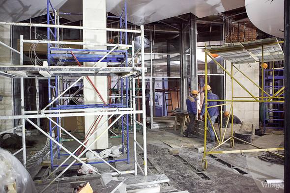 Фоторепортаж: Станция метро «Адмиралтейская» изнутри. Изображение № 28.