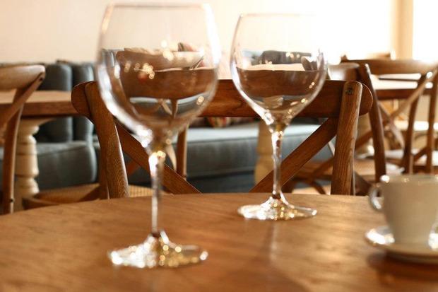 На Большой Садовой открылось итальянское кафе Amici. Изображение № 5.