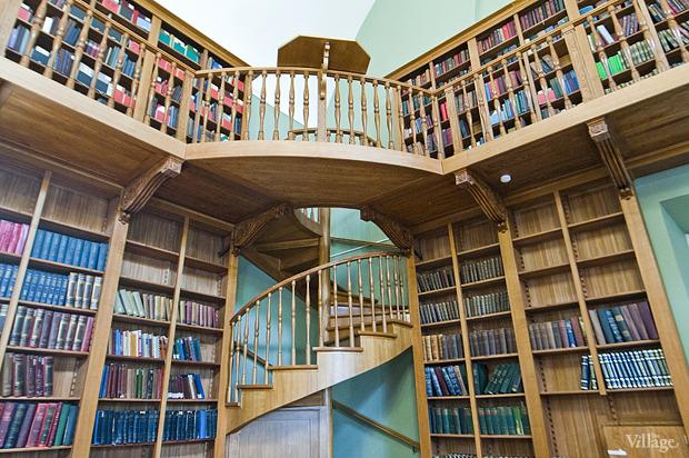 Читальный зал на площади Островского. Изображение № 22.