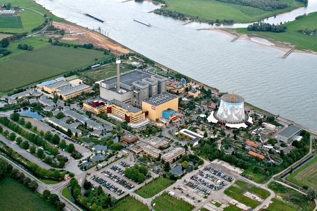 Идеи для города: Парк развлечений в атомной станции. Изображение № 4.