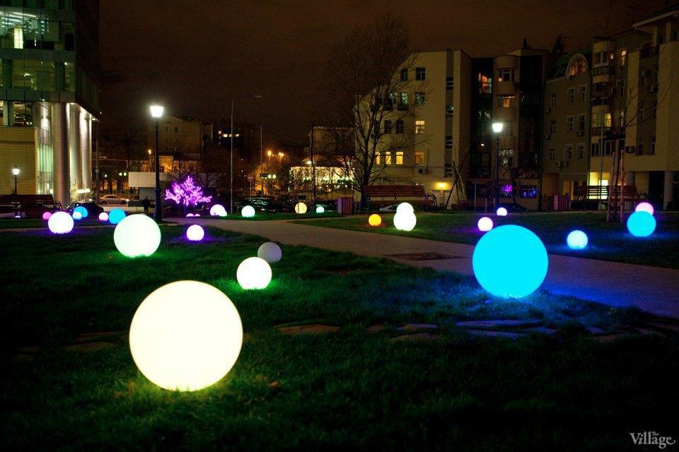 Фото ночи: Новый парк на«Трубной». Изображение № 8.