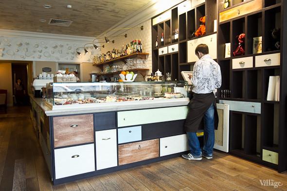 Новое место: Sweet Home Cafe. Изображение № 9.
