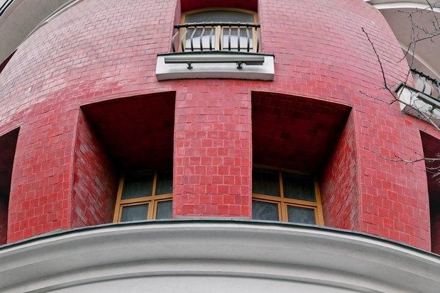 Почему дом-яйцо стал символом лужковской архитектуры. Изображение № 2.