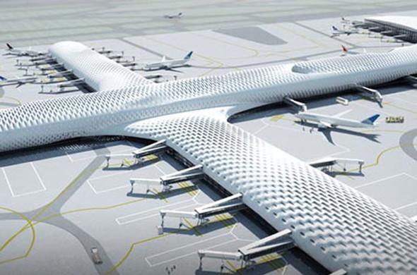 Проект аэротрополиса Dallas, США. Изображение № 10.