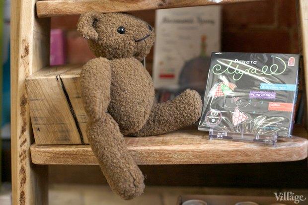 Новое место: Магазин игрушек «Понарошку». Изображение № 3.