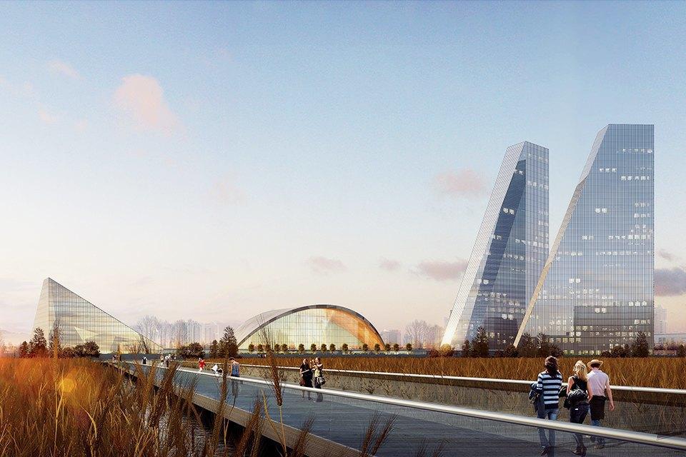 Какой будет Москва в 2035 году: 5главных городских проектов. Изображение № 3.