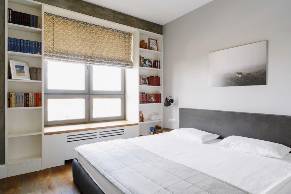 Четырёкомнатная квартира в американском стиле для семьи сдвумя детьми. Изображение № 24.