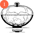 Рецепты шефов: Салат с индейкой, виноградом, сыром грюйер и орехами пекан. Изображение № 3.