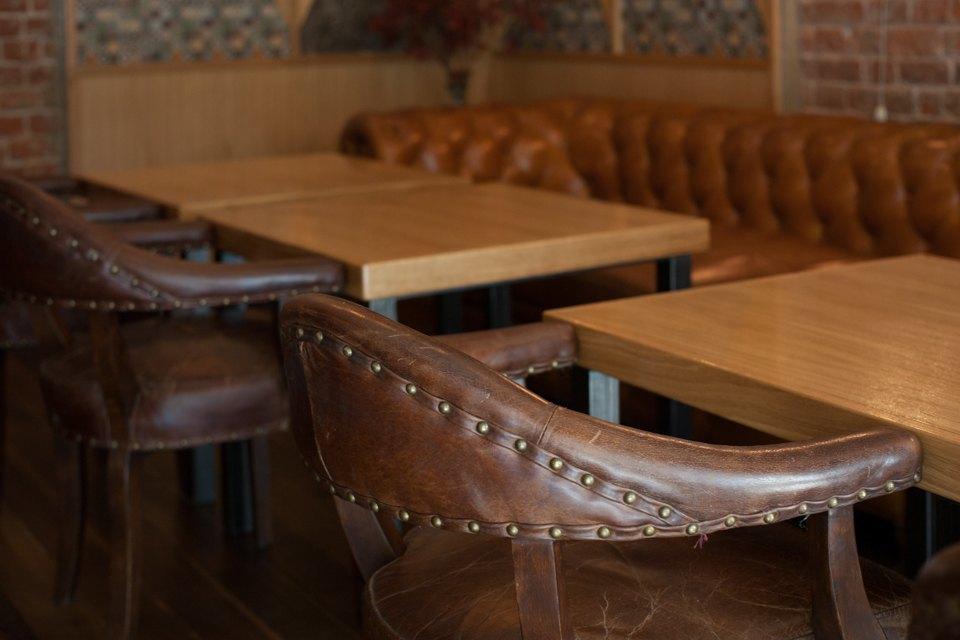 Ресторан «Mr. Ливанец». Изображение № 3.