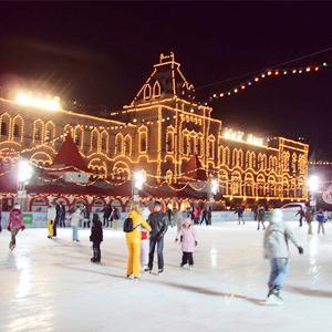 Планы на зиму: 10 катков вцентре Москвы. Изображение №8.