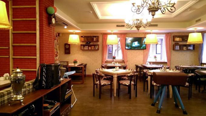Фото предоставлены кафе «Вареничная №1». Изображение № 1.
