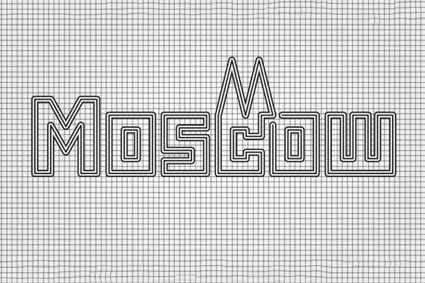 Пять идей для логотипа Москвы. Изображение № 46.