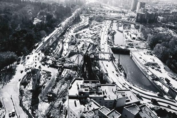 Иностранный опыт: Городские проекты под землёй. Изображение № 26.