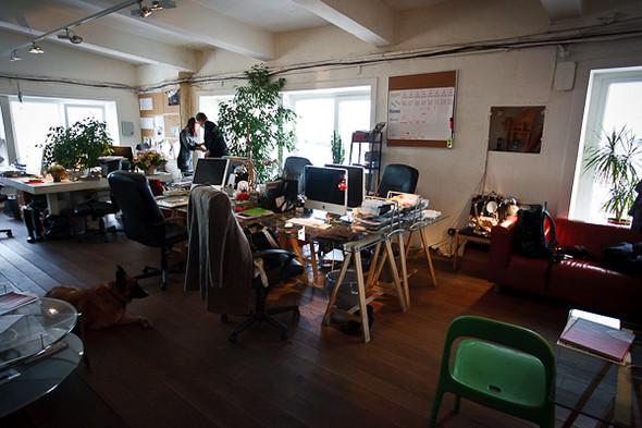 Офис недели: «Лофт Проект Этажи» (Петербург). Изображение № 6.
