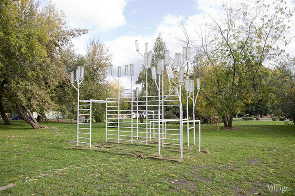 В парке Горького открылась выставка «Нужное искусство». Изображение № 13.