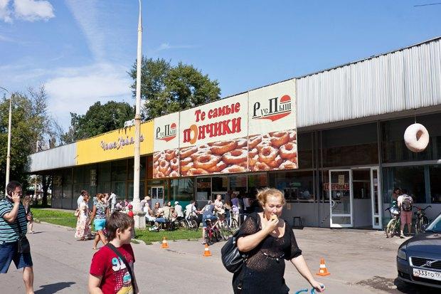Еда на ВВЦ: 15 кафе, ресторанов и киосков. Изображение № 47.