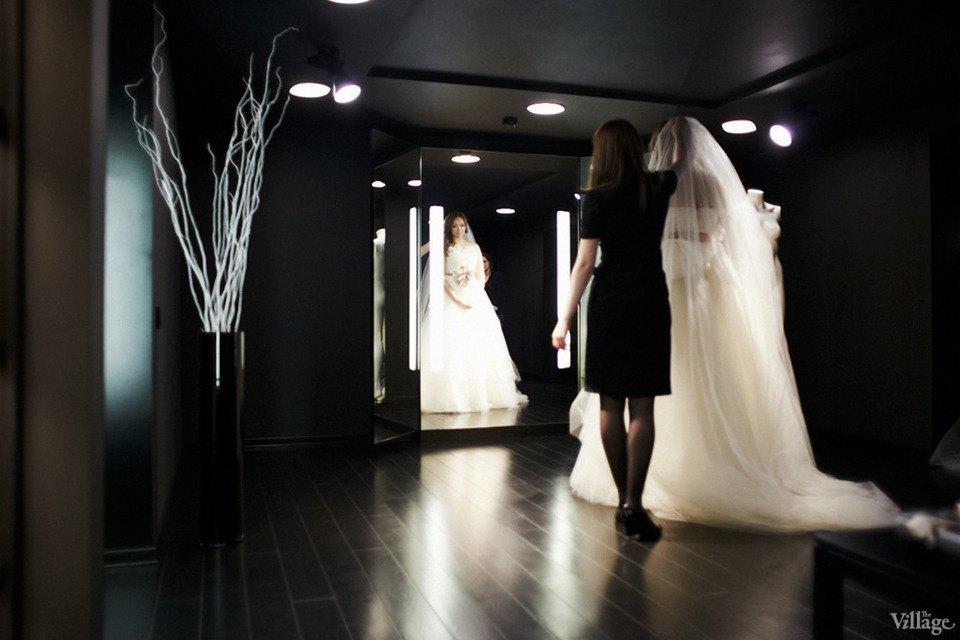 Любо-дорого: Невесты о свадебныхплатьях. Изображение № 8.
