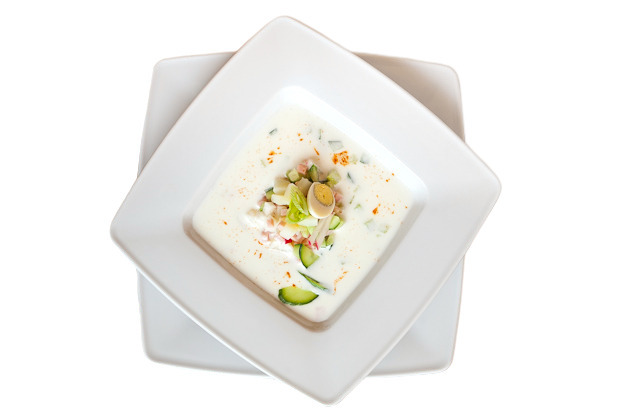 Сезонное меню: Холодные супы в ресторанах Петербурга. Изображение № 10.