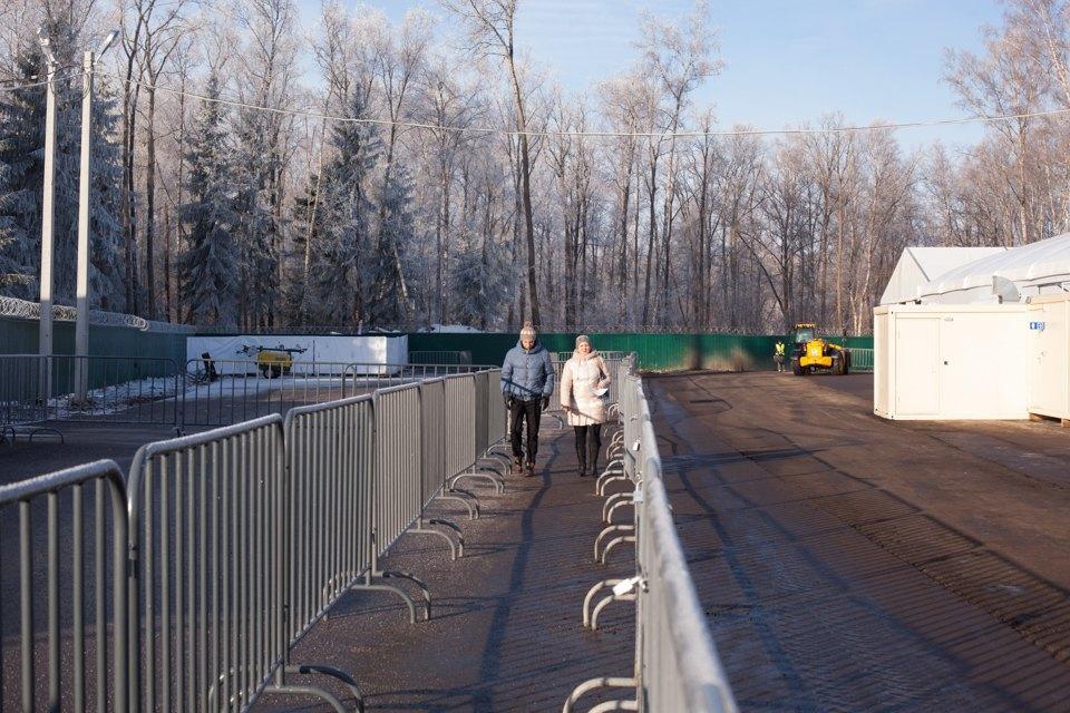 Без клетки: Как устроен единый миграционный центр вНовойМоскве . Изображение № 1.