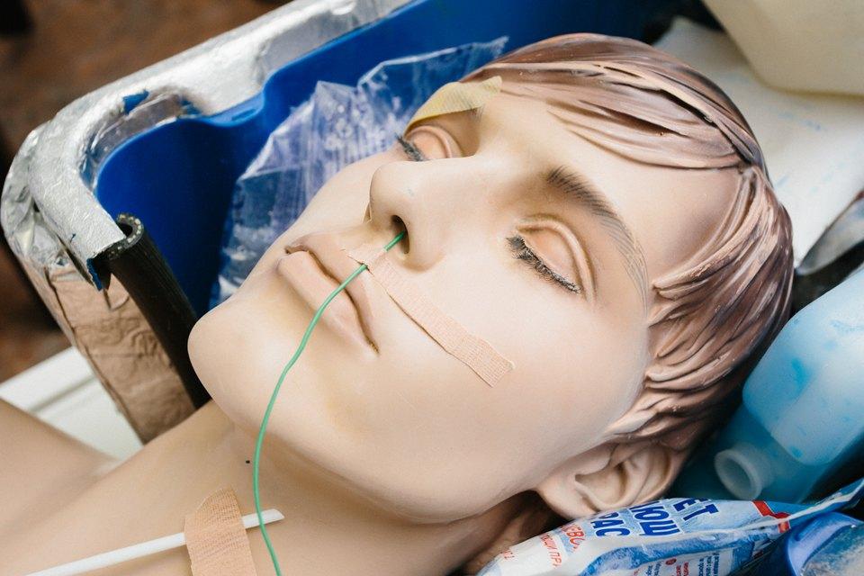 Термопары через нос контролируют температуру мозга. Изображение №9.