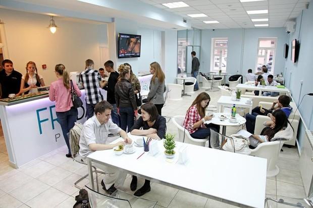 По часам: Три новых антикафе в Москве. Изображение № 14.