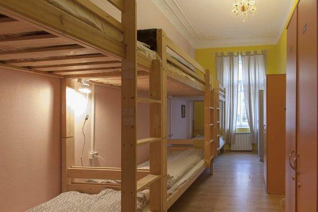 Свежий номер: 7 новых хостелов вПетербурге . Изображение № 29.