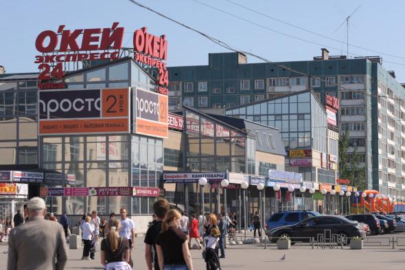 Торговые центры на Тверской улице. Изображение № 12.