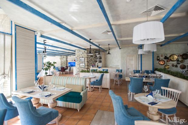 Новое место (Киев): Ресторан «Баркас. Рыба и вино». Изображение № 22.
