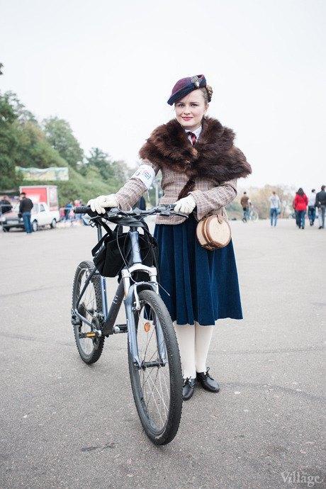 Second Time: В Киеве прошёл второй велокруиз в стиле ретро. Изображение № 41.