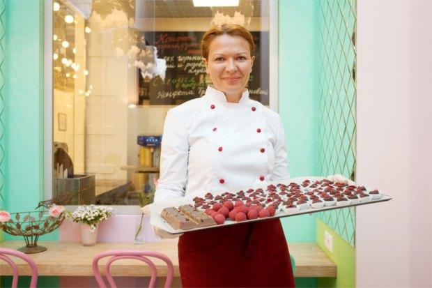 На «Соколе» открылся шоколадный бутик La Princesse Choco. Изображение № 1.