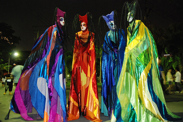 Гид по фестивалю уличного театра «Однажды в парке». Изображение №1.