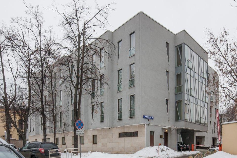 Нелужковский стиль: 5 удачных современных зданий вцентре Москвы. Изображение № 1.