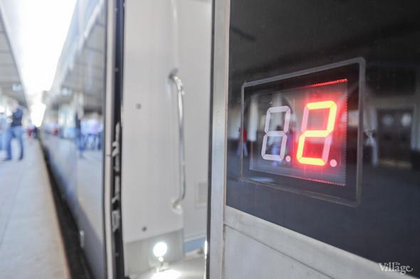 Фоторепортаж: Поезд Hyundai готовится к первому рейсу. Зображення № 12.