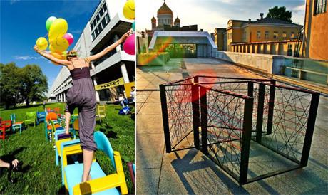 Изображение 4. На «Флаконе» пройдет фестиваль «Дизайн-субботник».. Изображение № 1.
