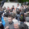 Фоторепортаж (Петербург): Митинг и шествие оппозиции в День России . Изображение № 2.