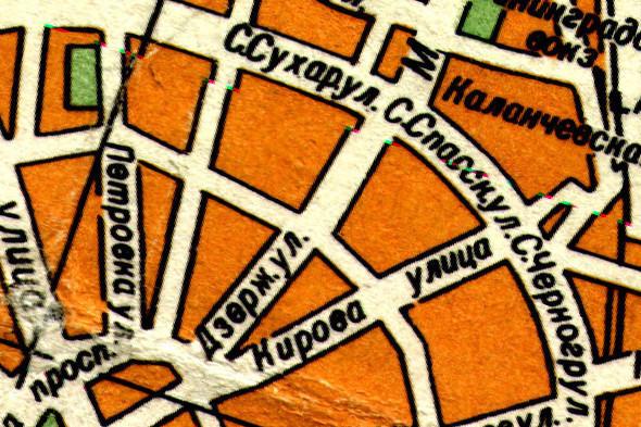 Мясницкая улица с 1935 по 1990 годы была улицей Кирова.. Изображение № 13.