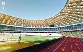 Google устроил виртуальные экскурсии по стадионам Евро-2012. Зображення № 1.