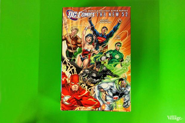 DC Comics — The New 52 — 7 200 рублей. Изображение № 16.