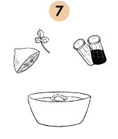 Рецепты шефов: Чаван-муши с икрой и молоками. Изображение № 11.